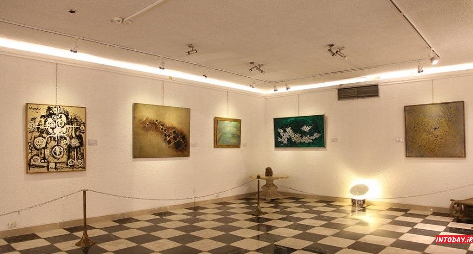 موزه هنر ملل کاخ سعدآباد تهران