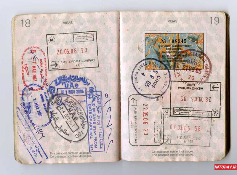 اخذ ویزای اوکراین