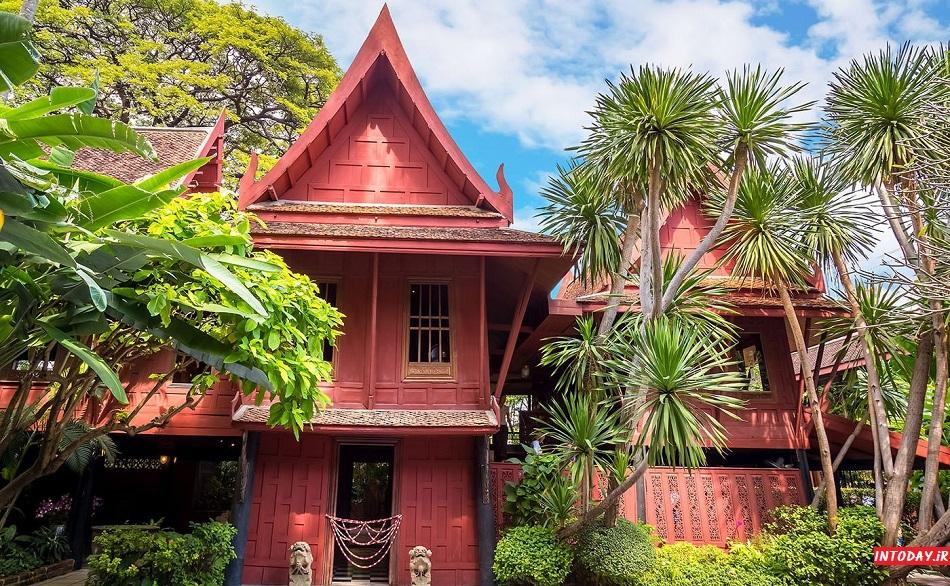 Photo of موزه جیم تامپسون بانکوک تایلند | هزینه و راهنما