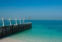 تصویر از ساحل مرکاتو دبی