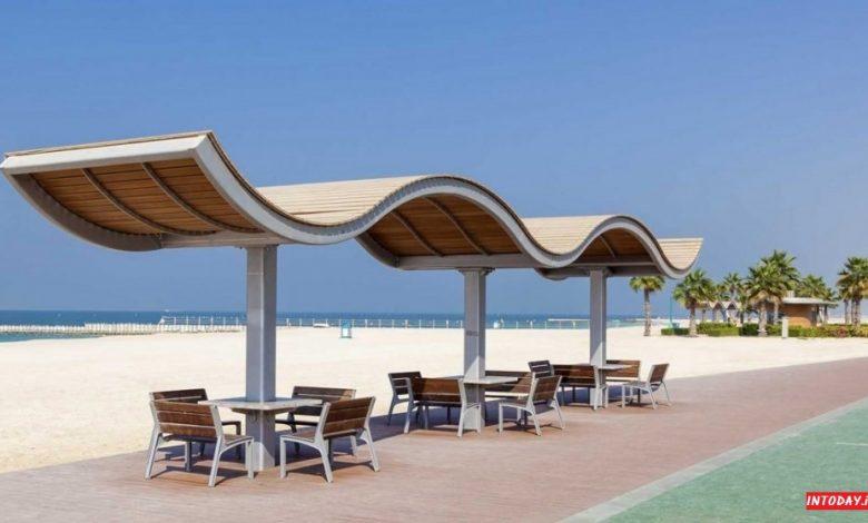 ساحل ام سقیم دبی