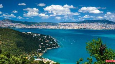 تصویر از سواحل جزایر آدالار استانبول با تفریحات | راهنما