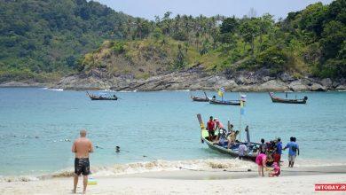 تصویر از ساحل آزادی پوکت با آب های کریستالی | تفریحات