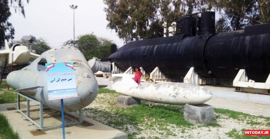 موزه دریا و دریانوردی خلیج فارس بوشهر