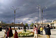 تصویر از میدان امام خمینی همدان