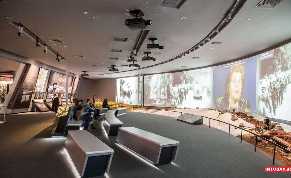 موزه جوئیش و تالرنس سنتر مسکو