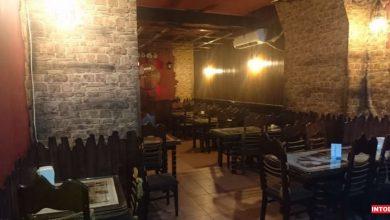 رستوران شکارا تفلیس