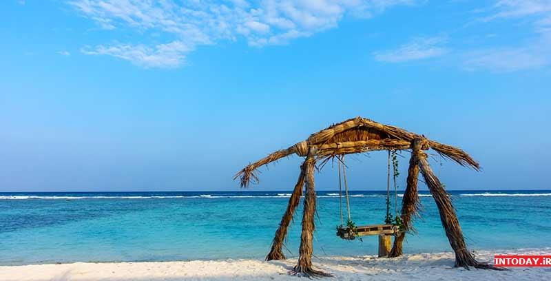 جزیره هال هوماله مالدیو