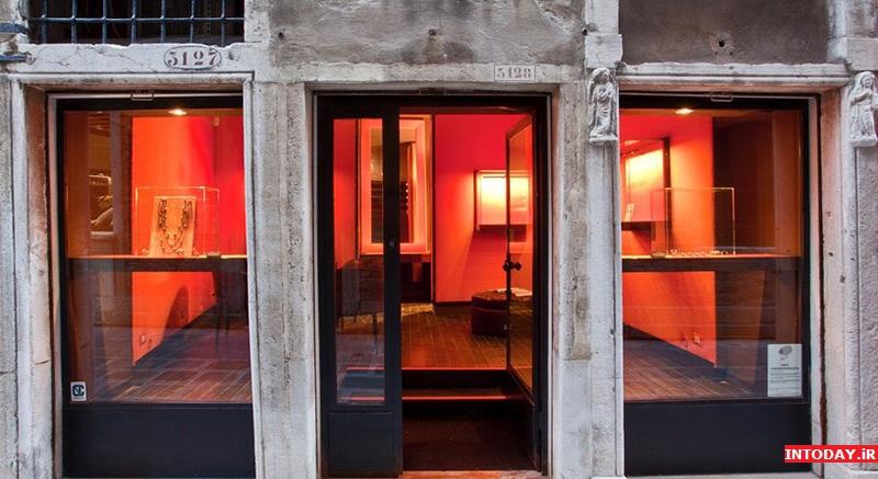 فروشگاه جواهرات Antonia Milleto Gioielli ونیز