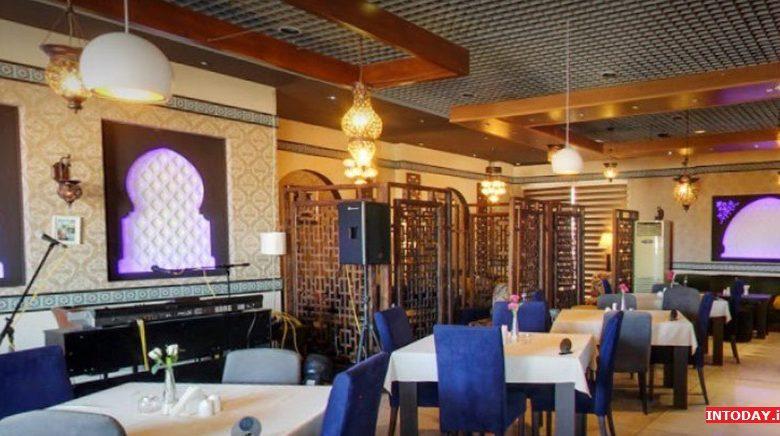 رستوران کابان با موسیقی زنده