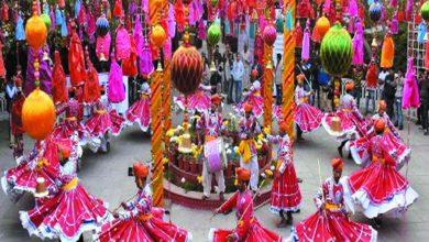 فستیوال های جیپور