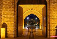 تصویر از کاروانسرای شاه عباسی کرج | امکانات و راهنما