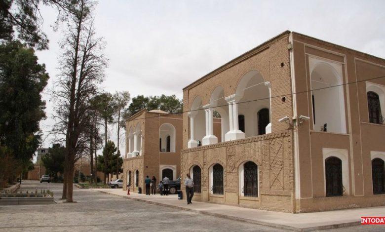 تاریخچه باغ هرندی کرمان