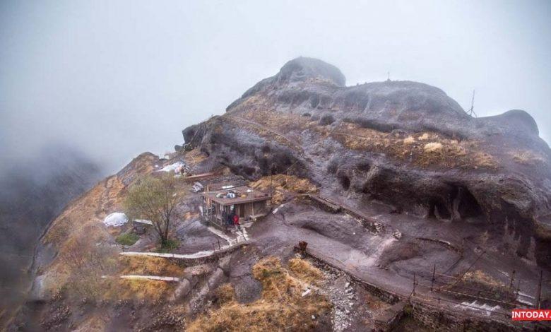 قلعه الموت روستای گازرخان قزوین