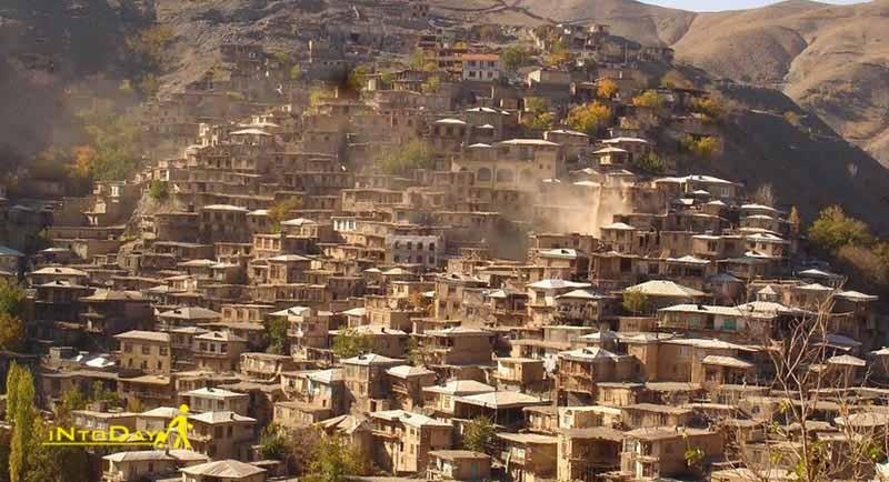 روستای کنگ طرقبه