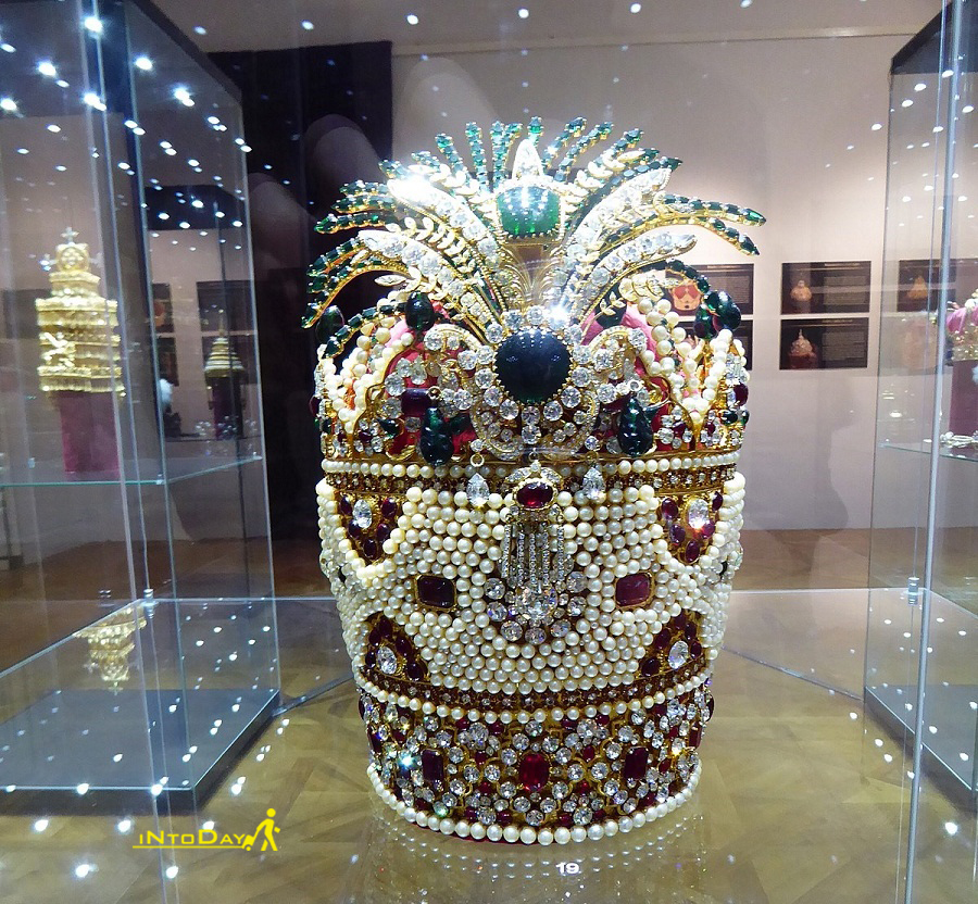 موزه جواهرات ملی در منطقه 12