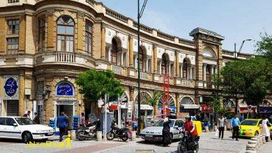 اماکن تاریخی و دیدنی منطقه 12 تهران