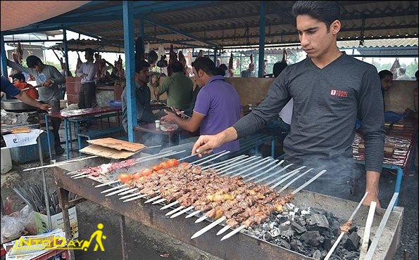جمعه بازار کاشان