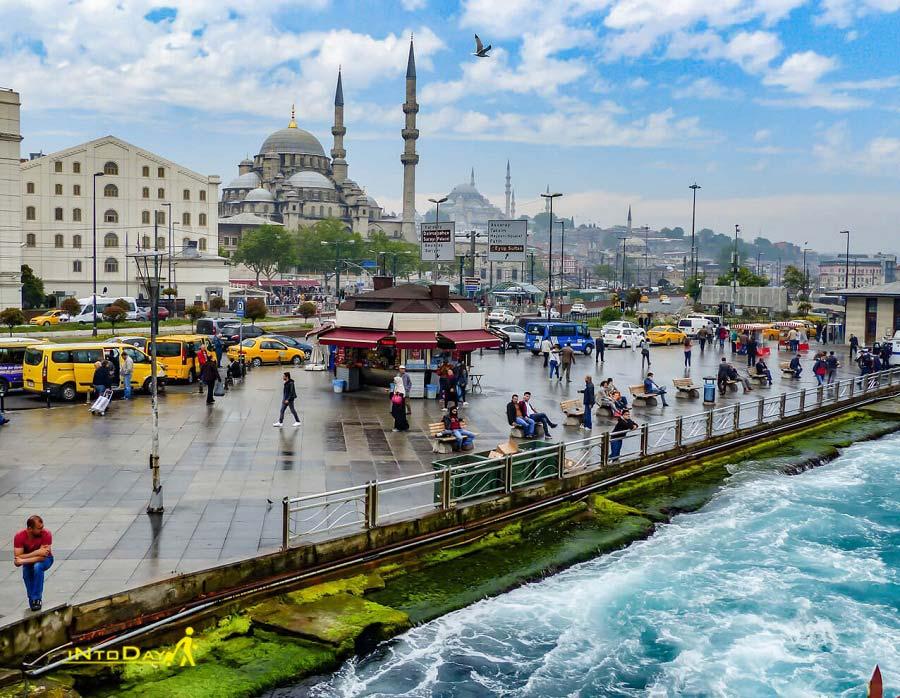 جاهای دیدنی استانبول با قیمت و آدرس