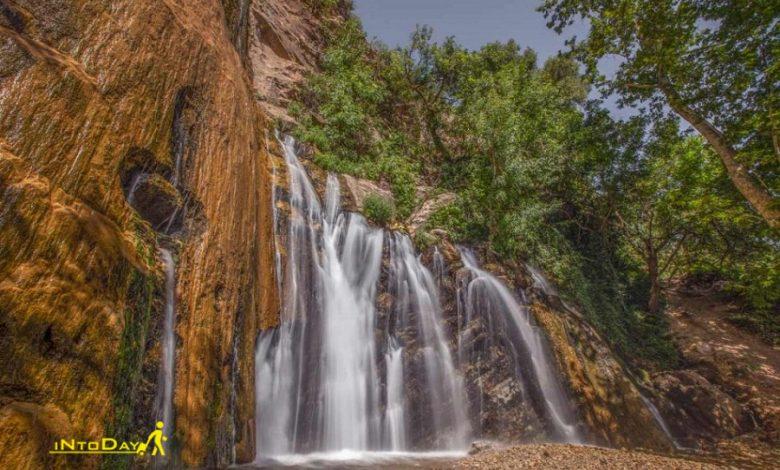 آبشار وارک لرستان کجاست؟
