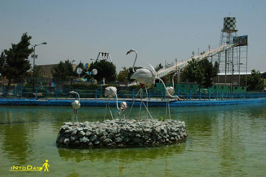 جاهای دیدنی تهرانسر