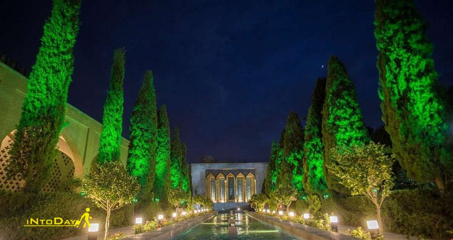 آرامگاه صائب تبریزی در اصفهان
