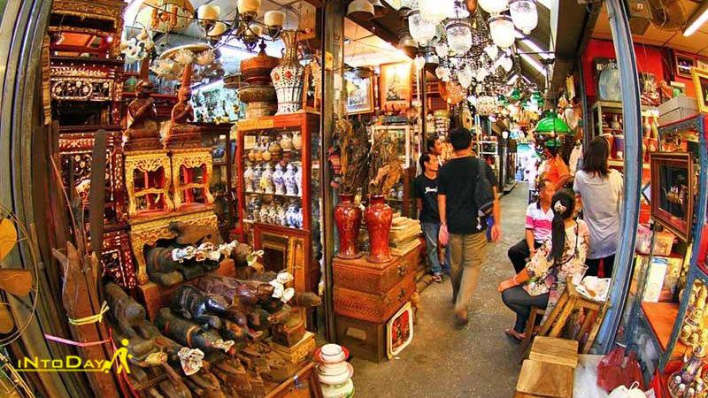 از تایلند چی بخریم ؟ کجا بخریم ؟