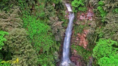 آبشار گزو سوادکوه