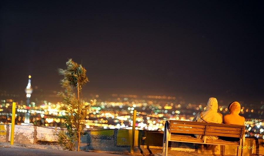 بام تهران تفریحی ارزان