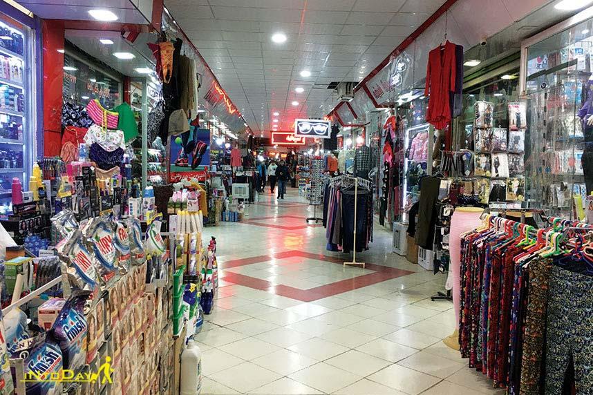 بازارچه های مرزی مهاباد