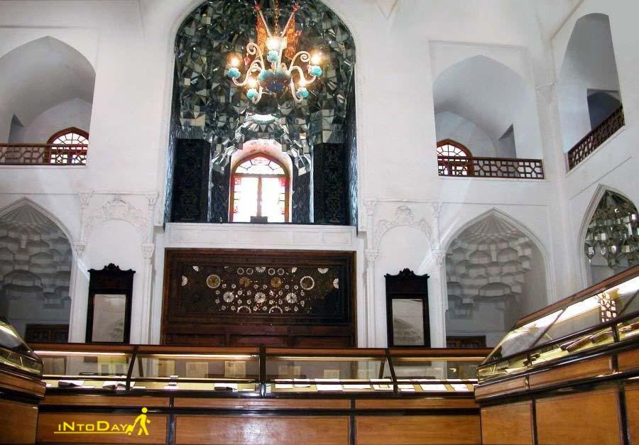 موزه قرآن و کتابت ازجاهی دیدنی تبریز