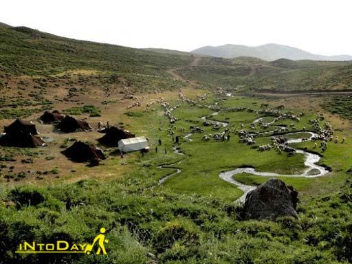 روستاهای بانه