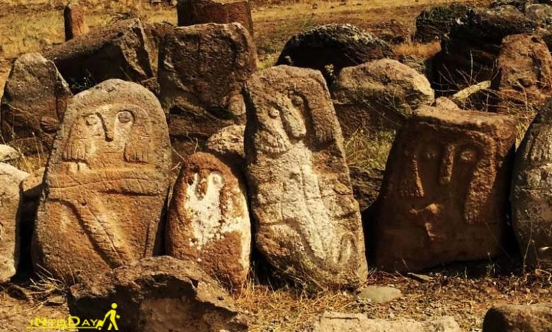 شهر باستانی یری از اماکن تاریخی مشگین شهر