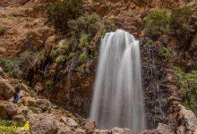 تصویر از آبشار چکان الیگودرز کجاست؟