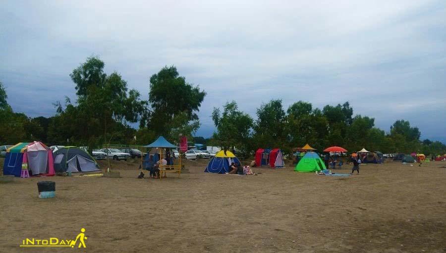 اقامت در ساحل گیسوم