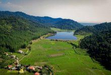 تصویر از دریاچه سراگاه تالش
