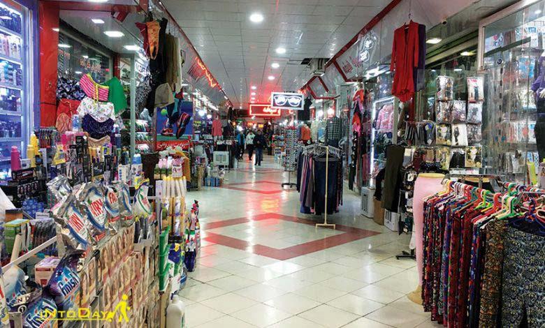 بازار تاناکورا مهاباد