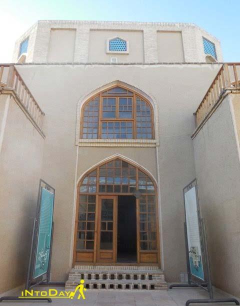 آرامگاه شیخ ابومسعود رازی اصفهان