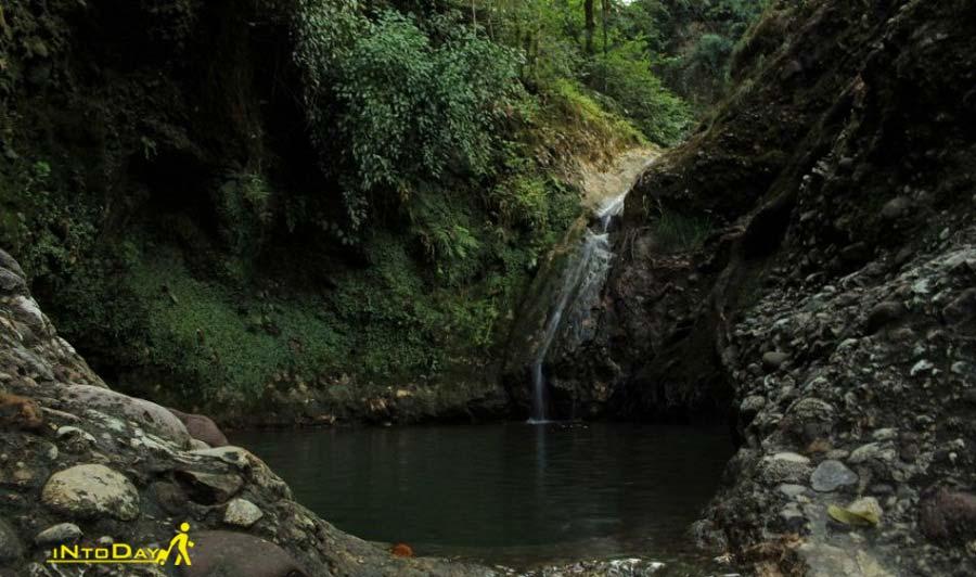 پلنگ دره شیرگاه با ابشار، جنگل و رودخانه