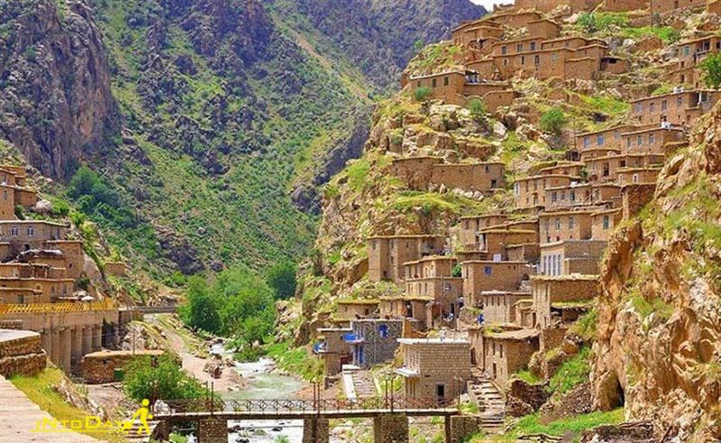 پالنگاه؛ روستاهای رویایی ایران