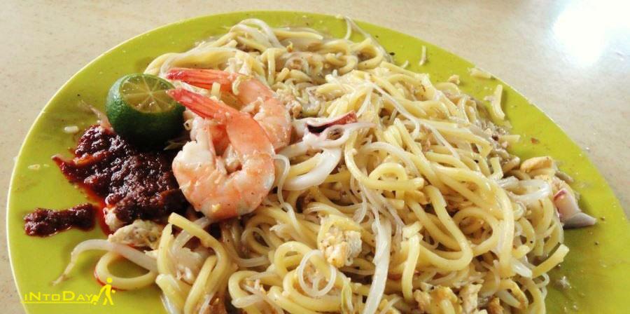 هوکین میاز غذاهای مالزی
