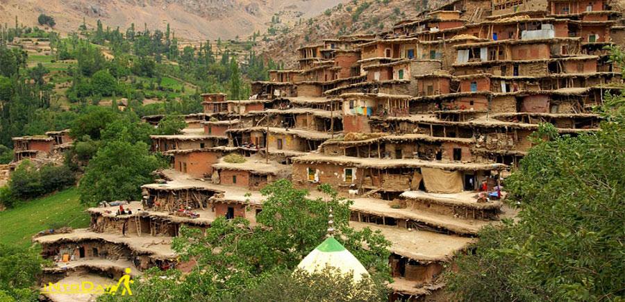روستای پلکانی ماسوله