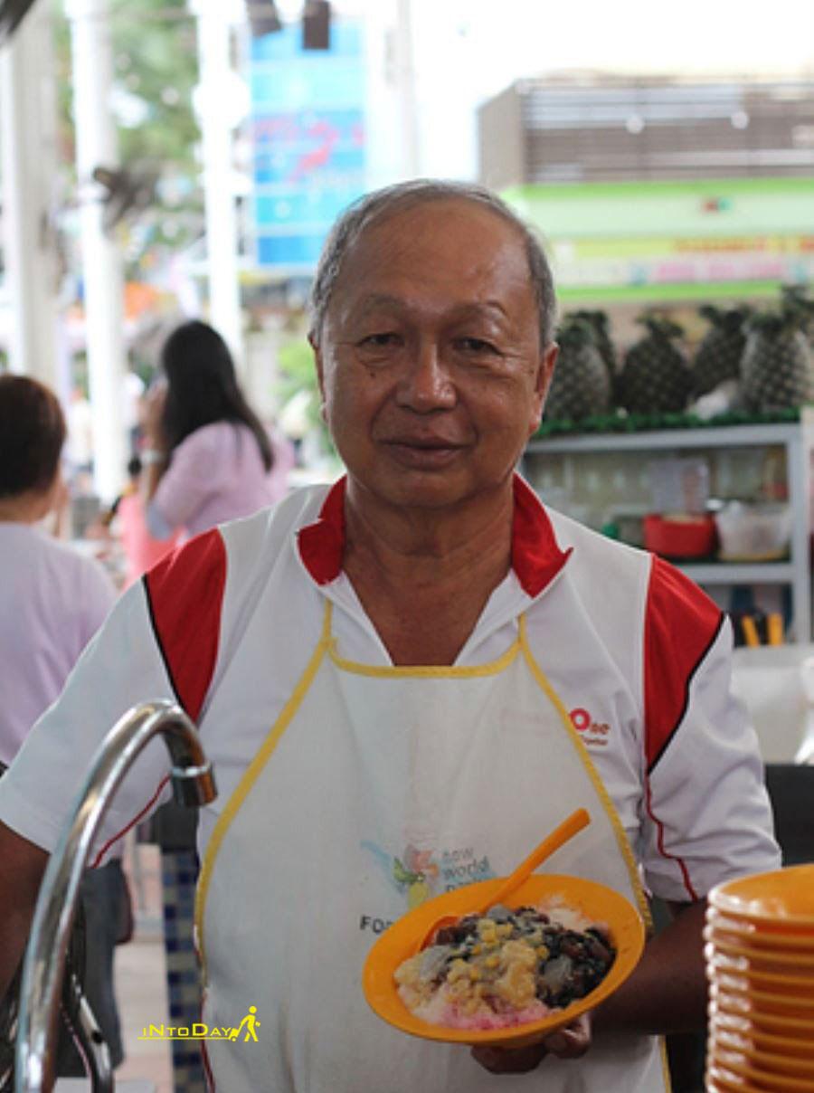 آیس کاکانگ مالزی