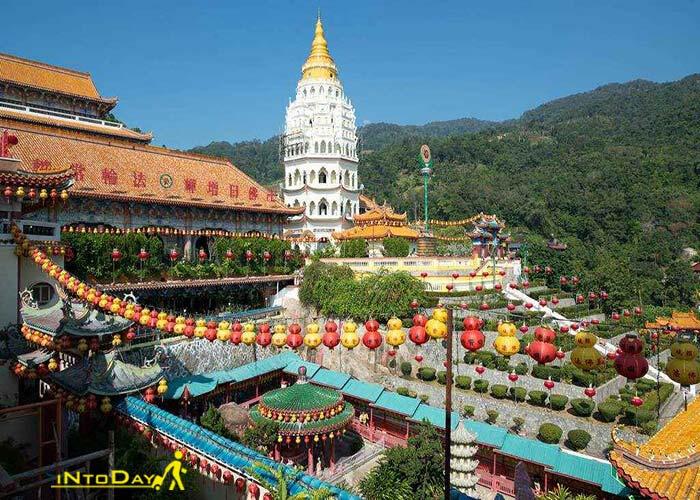 معبد کک لو سی پنانگ