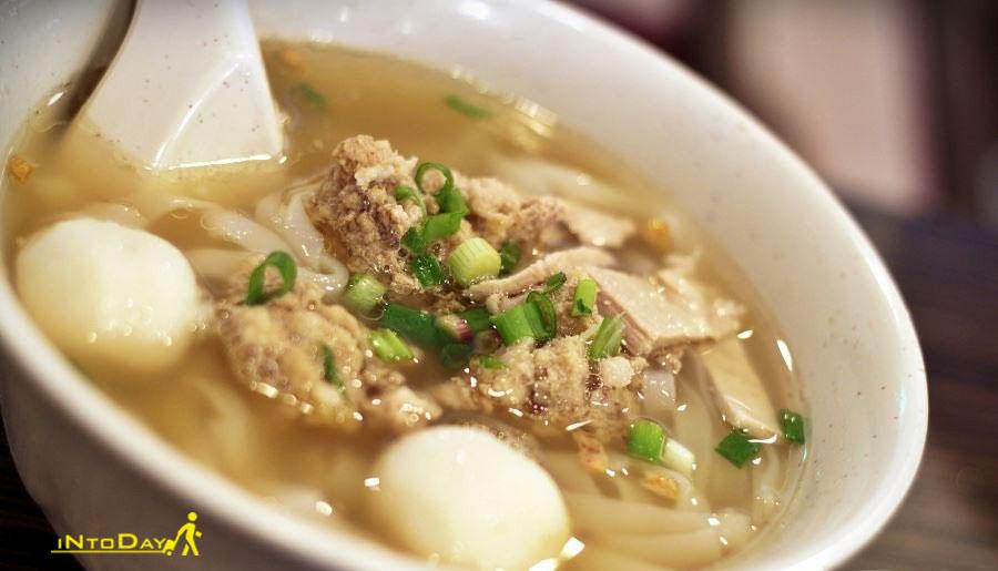 کوی تو از غذاهای محلی مالزی
