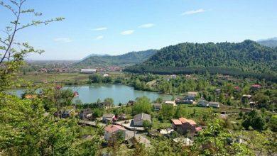 تصویر از روستای دربند آستارا