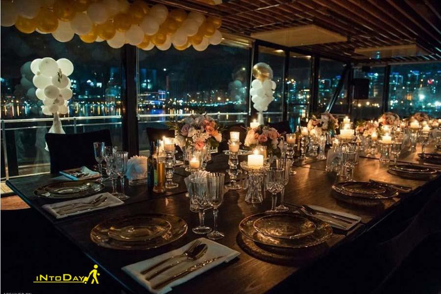 رستوران رویال لانژ چیتگر