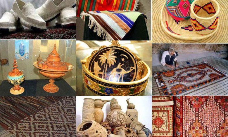 سوغات ماهشهر و صنایع دستی ماهشهر