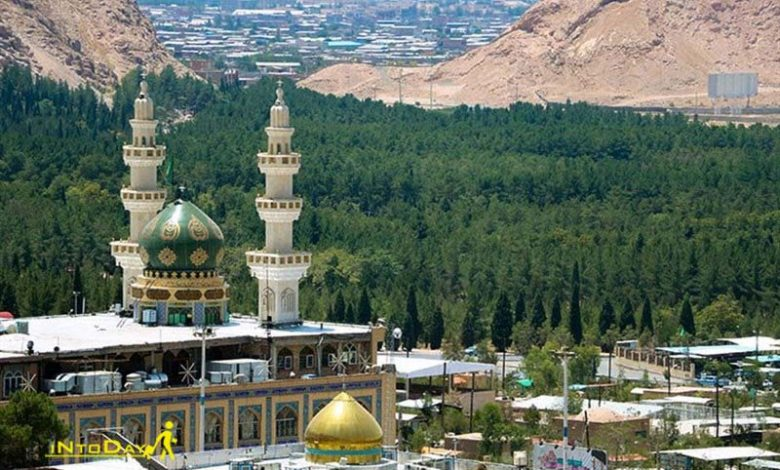 مسجد صاحب الزمان کرمان