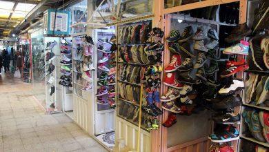 بازار تاناکورای سنندج